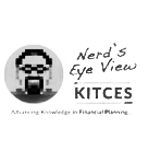 The Nerd's Eye View on Kitces.com logo